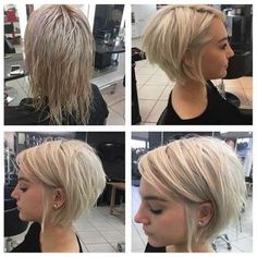 Best Short Fine Hairstyles Women 2019 Modern-Blonde-Hair Best Short Fine Frisuren Frauen 2019 The post Beste kurze feine Frisuren Frauen 2019 & Make up & Beauty appeared first on Short hair styles . Thin Hair Haircuts, Short Hairstyles For Women, Straight Hairstyles, Fine Hairstyles, Hairstyles 2018, Hairstyles Pictures, Medium Hairstyles, Pixie Bob Hairstyles, Layered Hairstyles