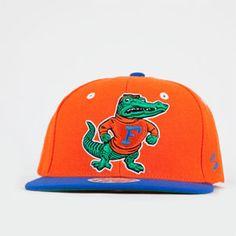 ZEPHYR Refresh Gators Mens Snapback Hat  13e16474a7b8