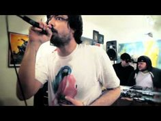 """Aesop Rock performs """"Pigs"""" live at the ZeroFriends store, with Chauncey, and a guest kazoo performance by Jeremy Fish."""