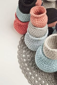 Méchant Studio Blog: the Finish queen of crochet