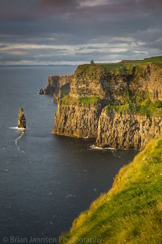 Cliffs of Moher, County Clare, Ireland. © Brian Jannsen Photography
