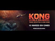 Kong: La Isla Calavera - Tráiler Comic-Con Castellano HD - YouTube