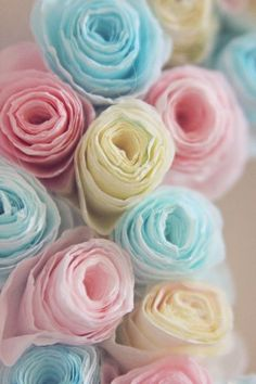 Colour love pastels