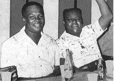 Late 50s, Duke Reid and Fats.