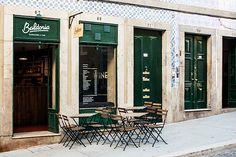 Baldoria – Garrafeira x Bar by Another Collective, via Behance