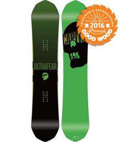b2810dfdec4 CAPiTA Ultrafear Snowboard Mens. Capita Snowboards