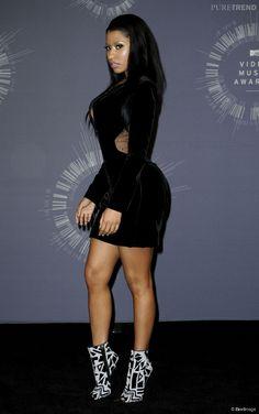 Mais attention Kim, une certaine Nicki Minaj est en passe de te voler la vedette. (BestImage)