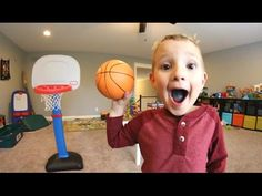 FATHER SON BASKETBALL TIME! - YouTube Daily Video, Beautiful Hijab, Father And Son, Halloween Party, Sons, Basketball, Youtube, Recipes