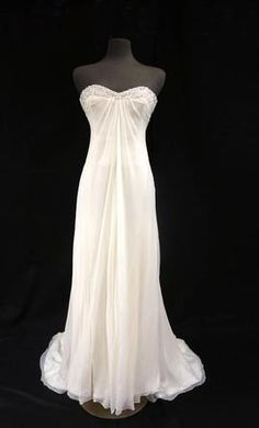 Badgley Mischka Paola, find it on PreOwnedWeddingDresses.com