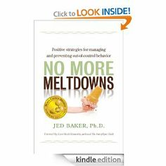 Meltdowns are stressful for both child and adult, but Dr. Baker can help! Author of the award-winning Social Skills Picture Book series, Dr. Jed Baker offers parents and teachers strategies for preventing and managing meltdowns. His 20+ years of experience working with children on the autism spectrum, combined with his personal experiences raising his own children, have yielded time-tested strategies, and results!