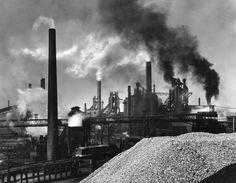 Photo retrospective of Bethlehem Steel, Sparrows Point