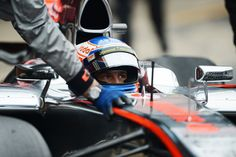 Jenson Button in the McLaren MP4/28 | Formula 1 photos | ESPN F1