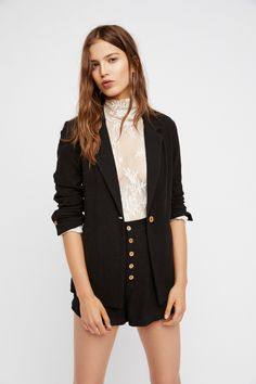 Endless Summer Black A Modern Summer Set at Free People Clothing Boutique