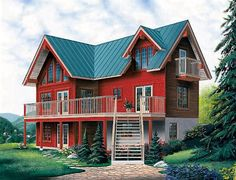 House Plan 65275   Country   Craftsman    Plan with 1492 Sq. Ft., 3 Bedrooms, 2 Bathrooms