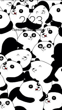 Pixel pandas wallpaper - Live wallpapers from Everpix Live Panda Wallpaper Iphone, Iphone Homescreen Wallpaper, Cute Panda Wallpaper, Panda Wallpapers, Halloween Wallpaper Iphone, Disney Phone Wallpaper, Bear Wallpaper, Butterfly Wallpaper, Cute Wallpaper Backgrounds