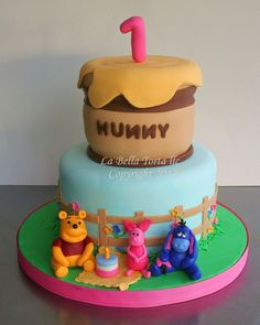 Birthday Party Themes: Winnie The Pooh 1st Birthday