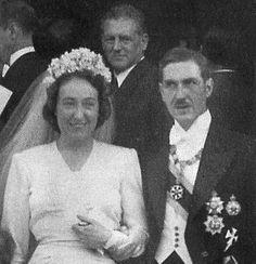 Príncipe Pedro Orleans Braganza & Princesa Ma Esperanza de Borbón-Dos…