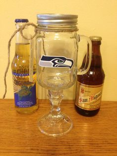 Seattle SEAHAWKS Mug Redneck NFL by WVHandmade on Etsy, $14.99