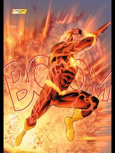 The Flash, New 52, Issue #4 by Francis Manapul