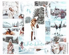 White Winter - 3 Mobile Lightroom Presets #lightroom #lightroompresets #presets #lightroom #blogger #travel #travelblogger #winter #winterpresets #whitewinter #christmas 3 Mobile, Snow Pictures, Snow Angels, Camera Settings, Winter White, Xmas, Christmas, Lightroom Presets, Vsco