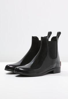 Gant TARA - Gummistövlar - black - Zalando.se