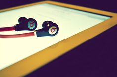 Gorgeous headphones ...