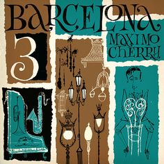 MAXIMO CHERRY :: BARCELONA 3 NOW ONLINE ON iTunes!!!!