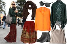Bring the freewheeling sartorial vibe of the Sixties from summer's sand to wintry temps. #holiday #party