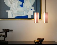 PD3 Pedrera suspension light designed by Barba Corsini
