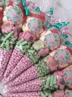 Sweet Cones, Pamper Party, 10th Birthday, Flamingo, Sweet Tooth, Sweet Treats, Easter, Sweets, Facebook