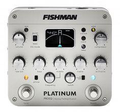 Platinum Pro EQ Analog Preamp - Fishman Transducers, Inc.