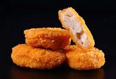 """Los nuggets (literalmente """"pepitas"""" en inglés) suelen gustar mucho a los niños : son blandos, fáciles decomer y están muy sabrosos. Por des..."""