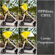 In depth review of the UPPAbaby CRUZ stroller