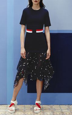 Preen by Thornton Bregazzi Resort 2015 Trunkshow Look 26 on Moda Operandi