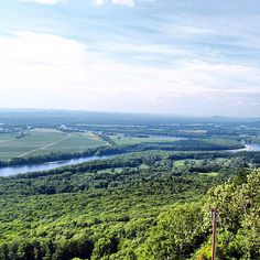 From the top of Mt. Skinner #mountain #mountains #westernmass #photo #photography #beautiful #nature