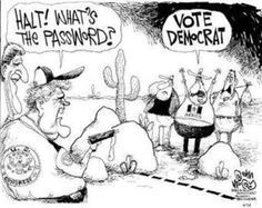 Illegal Immigrant Invasion: It's All About Getting Votes and Keeping Power Posted on March 10, 2014 by Suzanne Hamner