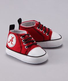 roll tide! I'm sure my Dad will make sure my child has these one day lol
