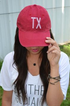 Charlie Southern Retro State Hat Red. Texas BaseballBaseball ... 8c9190d9296c