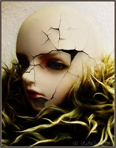 Broken Doll by odoll photoshop resource collected by psd-dude.com from deviantart