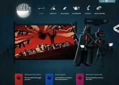40 Beautiful HTML5-Powered Websites For Your Inspiration - Hongkiat