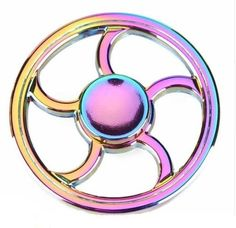 Kameleon Rainbow Fidget Wheel (NYHET!)