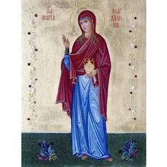 Congratulations on the day of St Mary Magdalene!