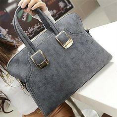 Women Fashion Tide Nubuck Leather Bag