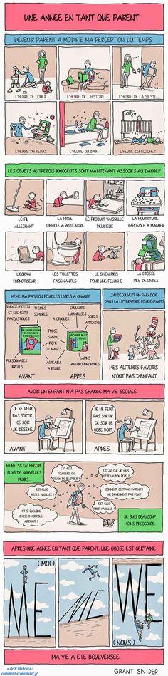 Élever un enfant n'est jamais simple. Et chaque parent peut rencontrer des moments difficiles. Mais ce que les parents retiennent de cette aventure... ...c'est une leçon extraordinaire qui change leurs vies.  Découvrez l'astuce ici : http://www.comment-economiser.fr/lecon-de-vie-parent.html?utm_content=buffer5b2de&utm_medium=social&utm_source=pinterest.com&utm_campaign=buffer