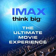 date night with my husbad, we love to see good movies with lots of effects in at IMAX! Going to see Mission Impossible - 4 tonight! Canadian Things, I Am Canadian, Mission Impossible 4, Places In Florida, Annual Pass, Canada Eh, Hawaii Vacation, Vacation Ideas, Think Big
