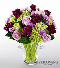 The FTD® Eloquent™ Bouquet by Vera Wang