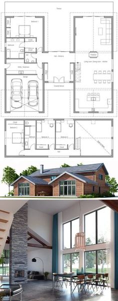 7 Modern House Plans Samples U2013 Modern Home