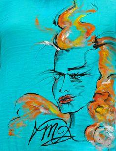 ''La flamme peut détruire. - Maîtrisée, elle illumine.'' -Christian Jacq Artist, Painting, Design, Painting Art, Paintings, Painted Canvas, Drawings, Artists