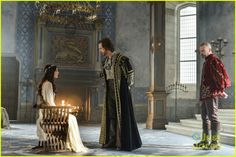 Adelaide Kane: Tons of Drama on Tonight's 'Reign'! | reign inquisition stills 08 - Photo