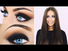 My Go-To Smokey Eye | Danielle Mansutti - YouTube